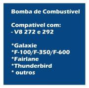 Bomba de Combustível para V8 272 292 Y-Block