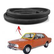 Borracha Para-brisas Ford Corcel e Belina 1 Com Friso de 1969 a 1977