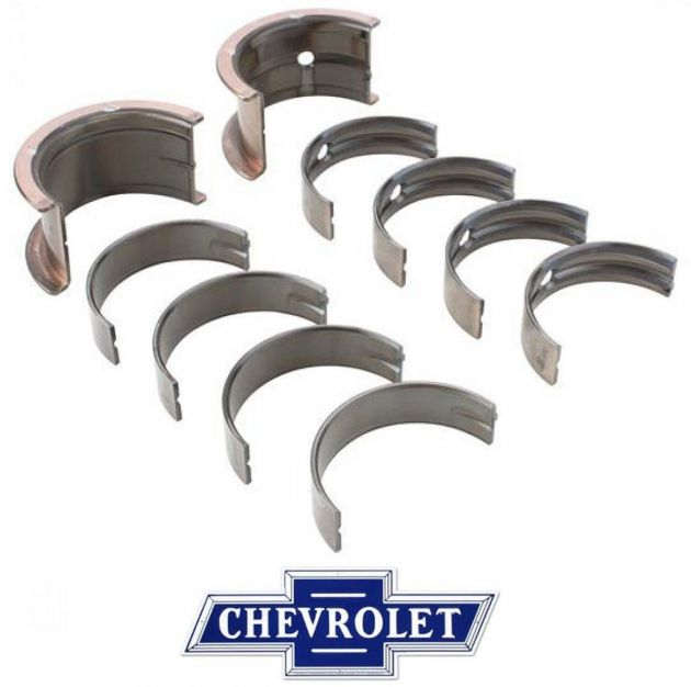 Bronzinas de Mancal STD para Chevrolet V8 350 307 302 327 262 267