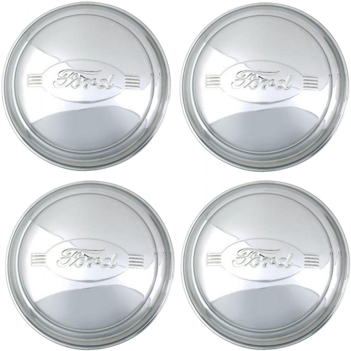 Calotas Dog Dish Ford Automóveis e Pickups Antigas (42-46)