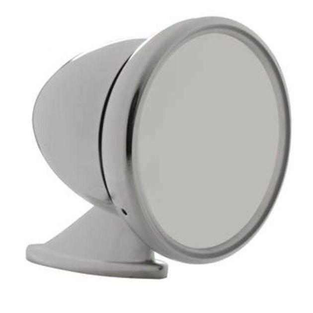 Espelho Retrovisor Estilo Eleanor Cromado