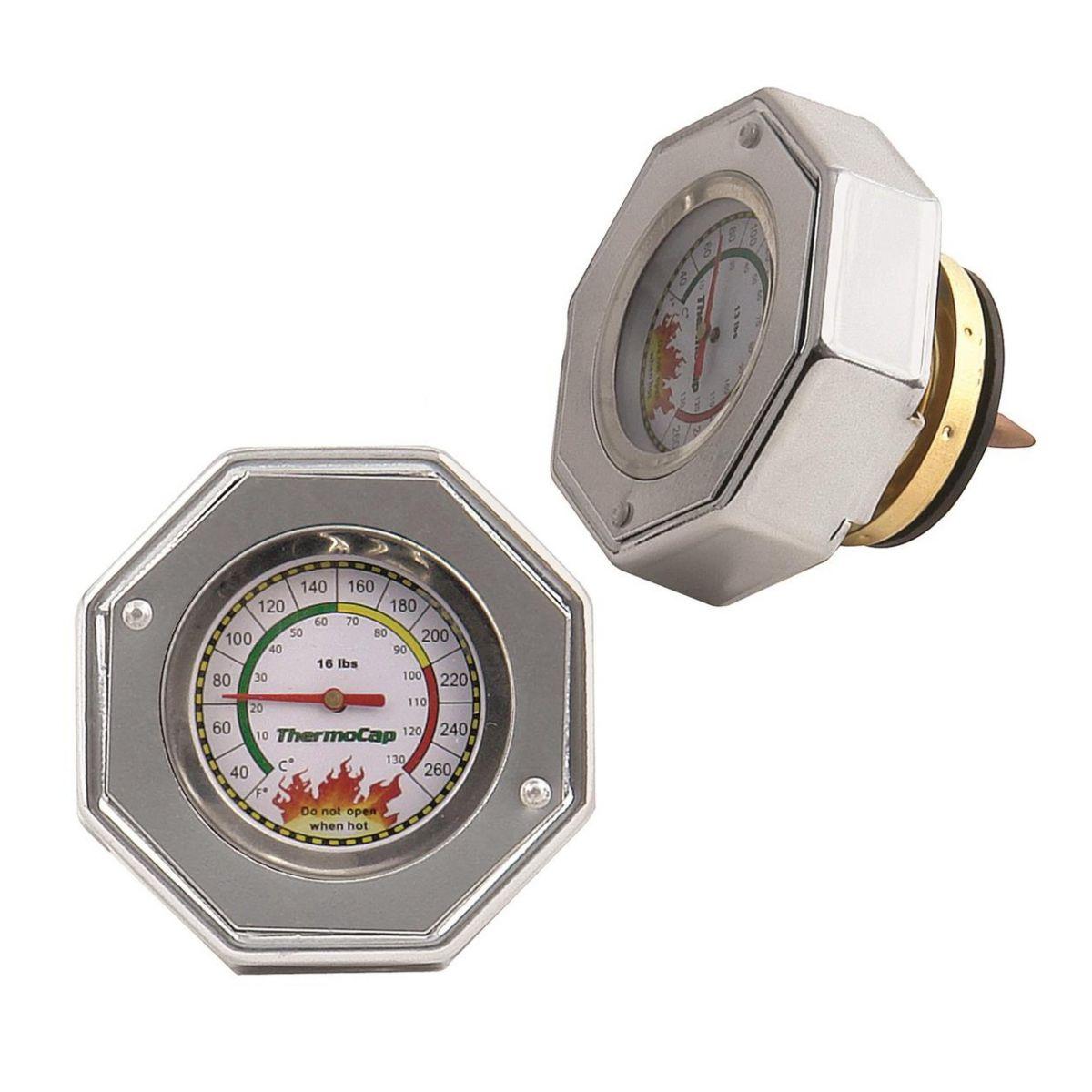 Tampa de Radiador Thermocap 20 P.S.I.
